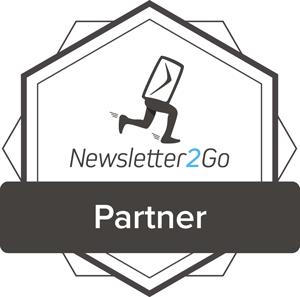 Offizieller Partner von Newsletter2Go